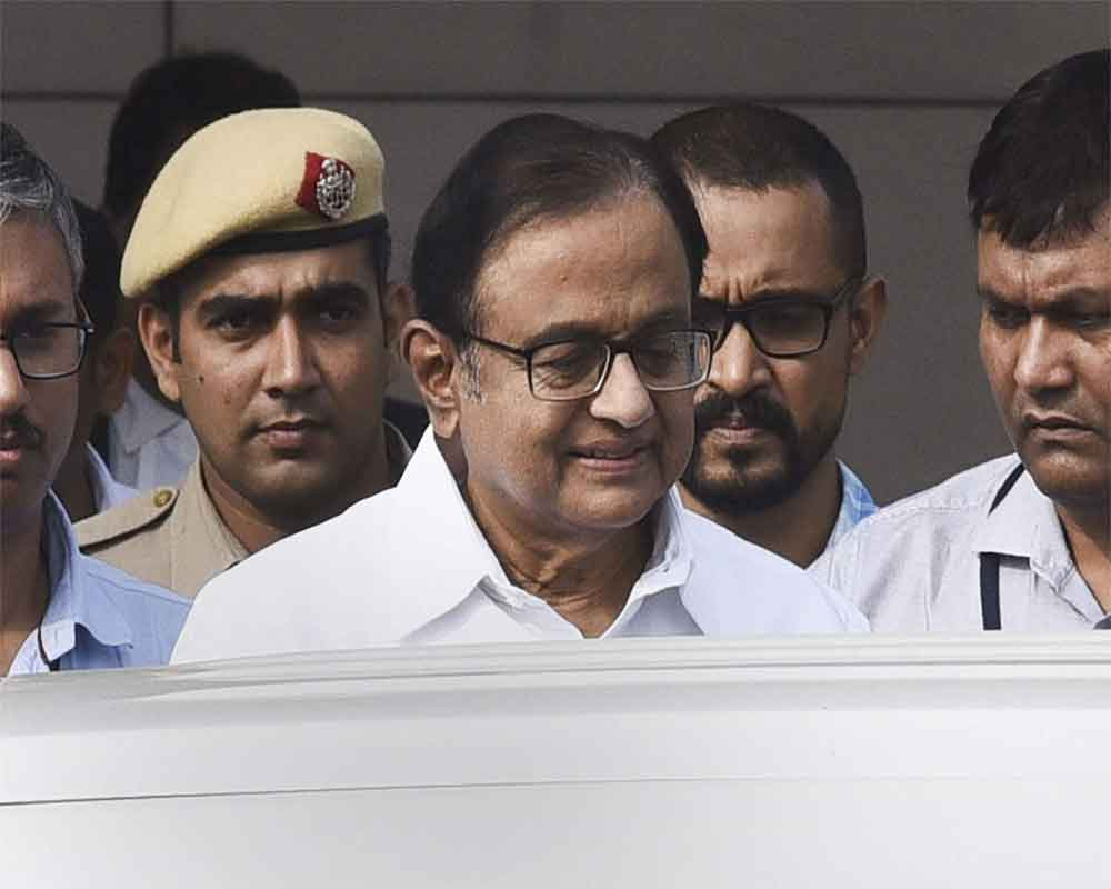 SC issues notice to CBI on P Chidambaram's plea seeking bail in INX Media corruption case
