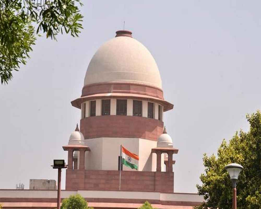 SC refers to 3-judge bench Centre's review plea of 2018 SC/ST Act judgement
