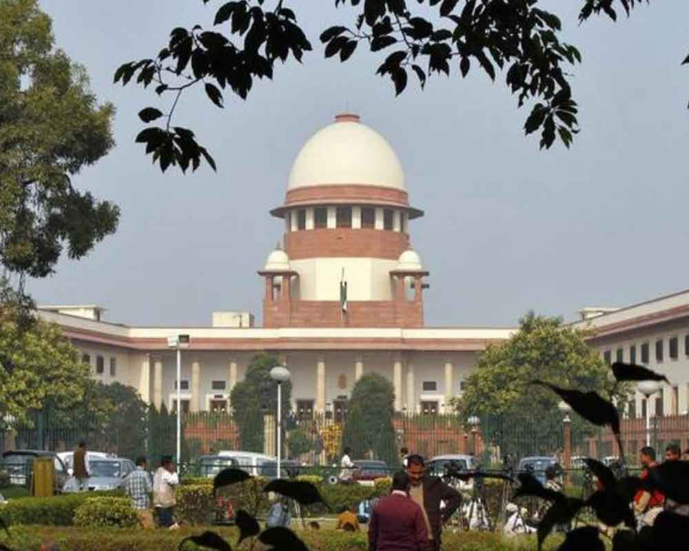 SC seeks response from J& K on plea challenging detention of 5 persons