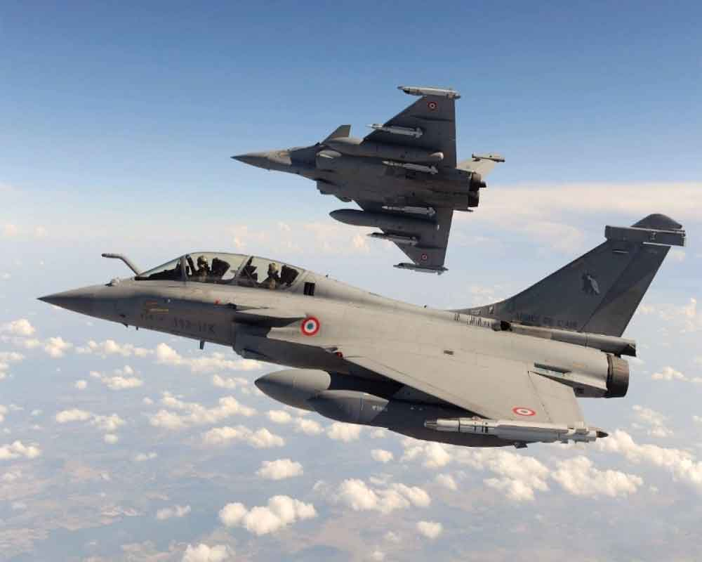 SC verdict Wednesday on Centre's preliminary objection in Rafale review pleas