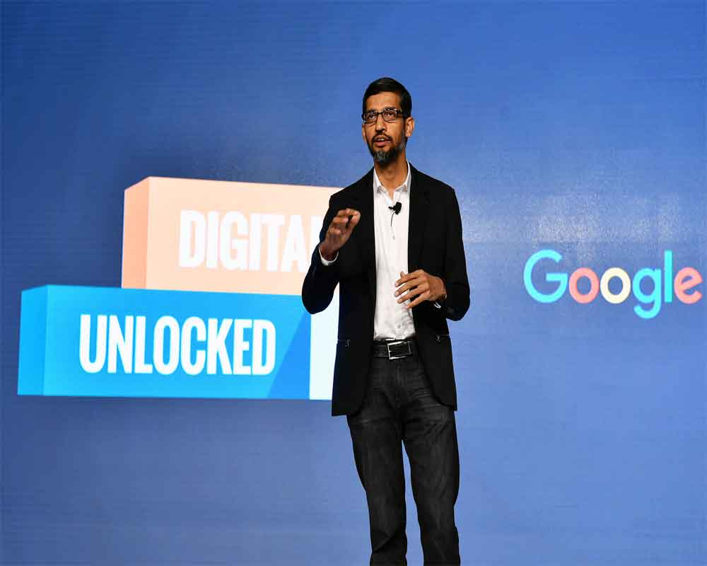 Scale of Indian market allowing Google to develop new products: Pichai