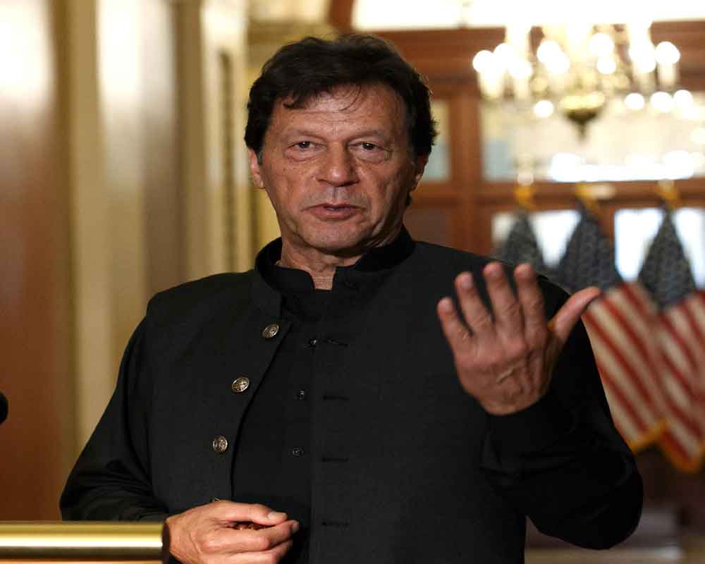 Seems as if I returned after winning World Cup: Imran