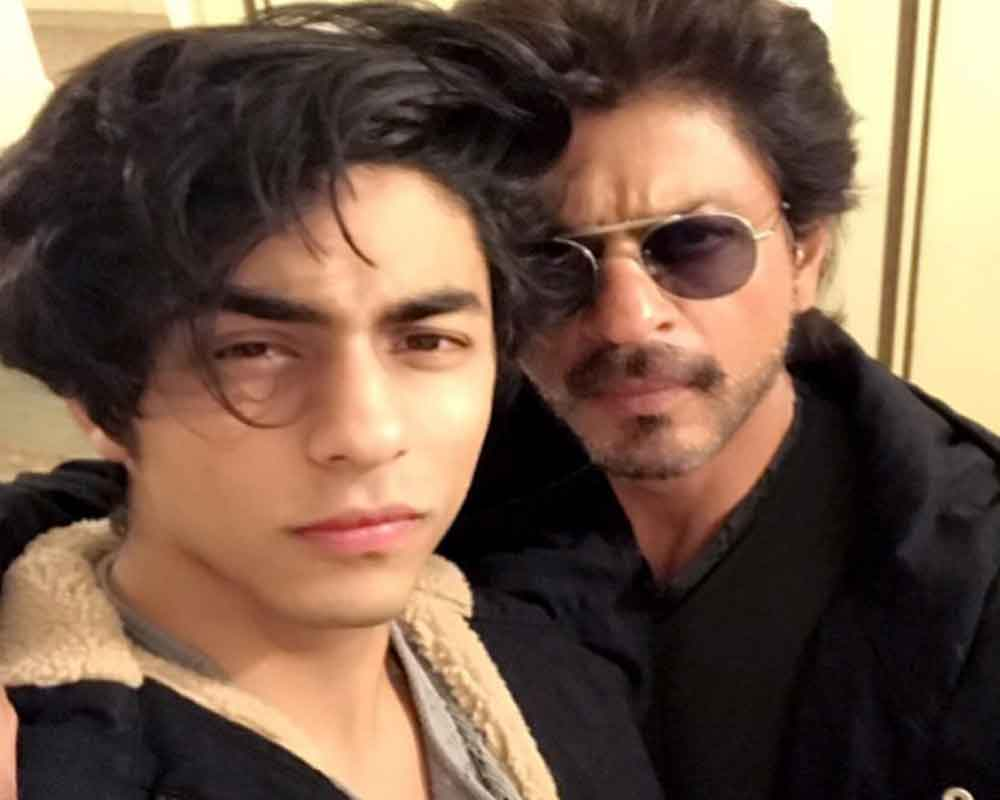 Shah Rukh Khan to voice for 'The Lion King' in Hindi along with son Aryan