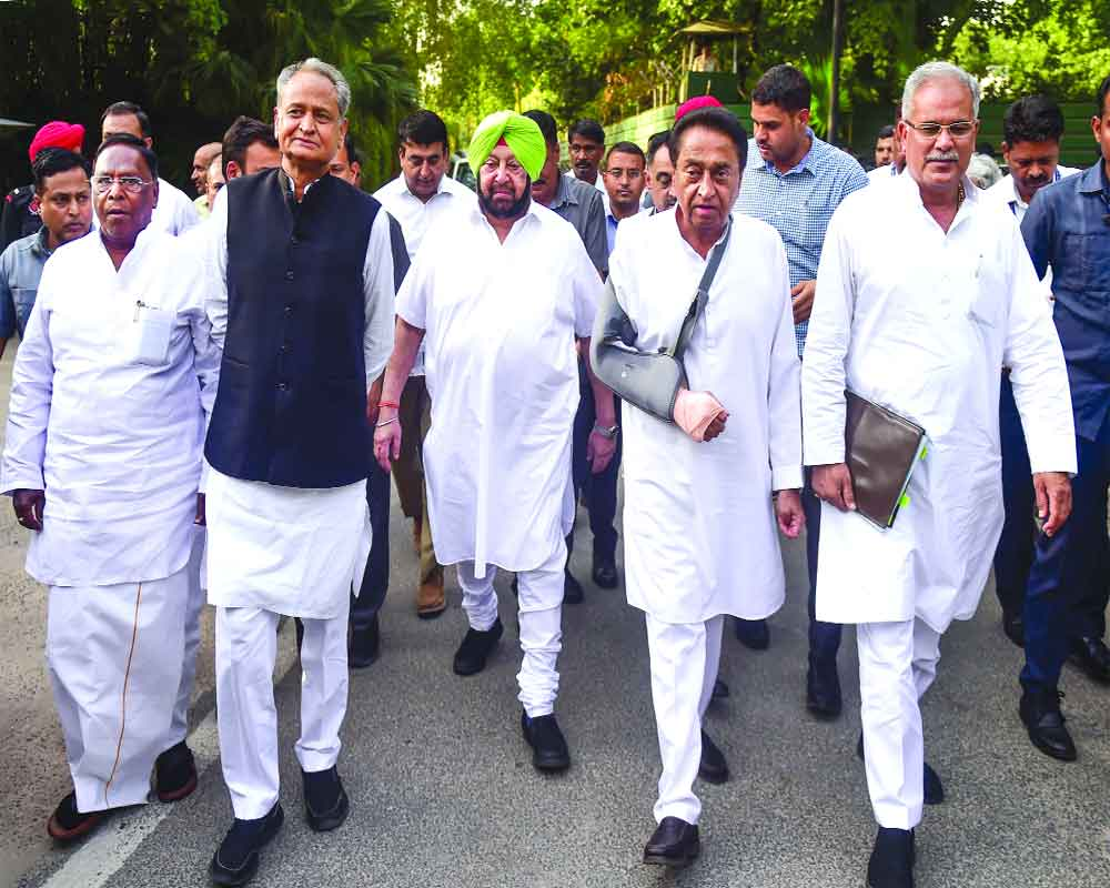 Shinde may step into Rahul's shoes