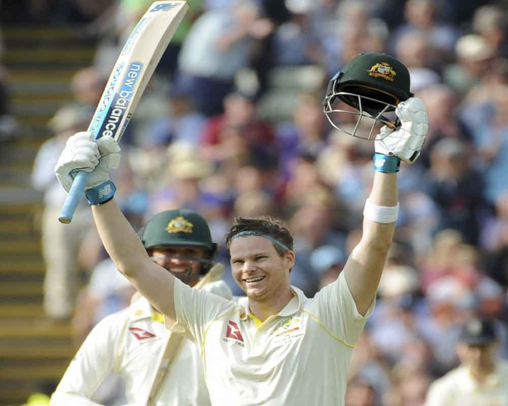 Smith jumps a rung to 3rd in ICC rankings overtaking Pujara