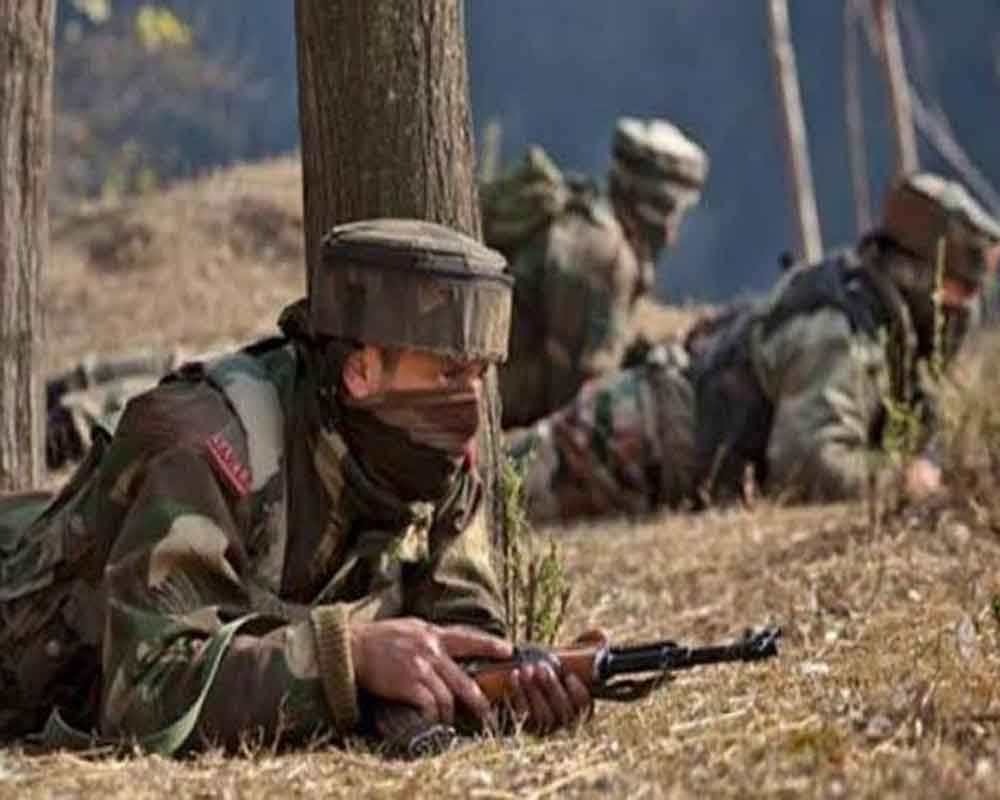 Soldier killed as Pakistan violates ceasefire along LoC in J-K's Poonch