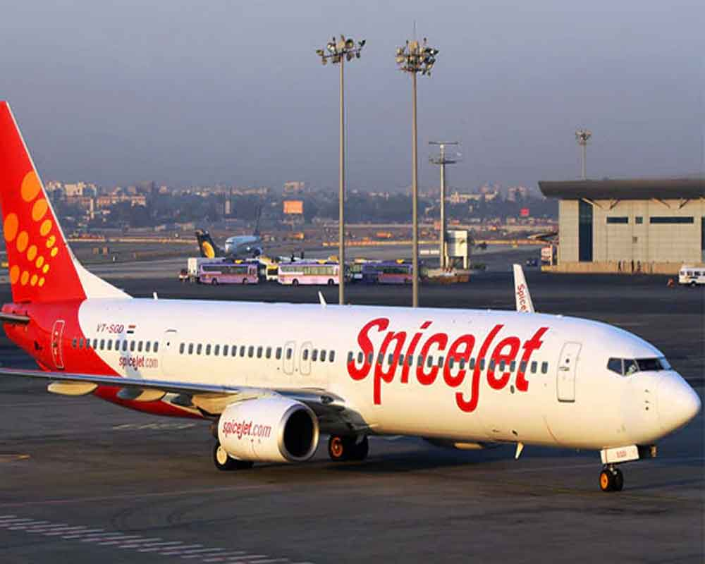 SpiceJet in talks with lessors for inducting planes
