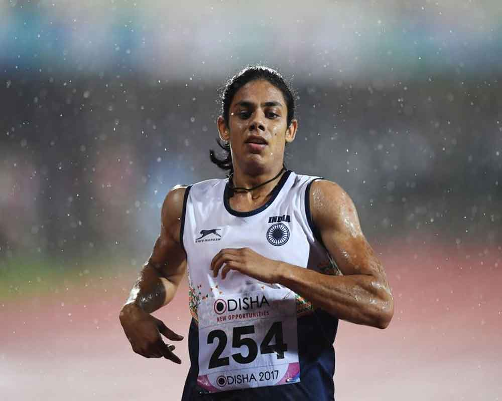 Sprinter Nirmala banned for 4 years on doping charge