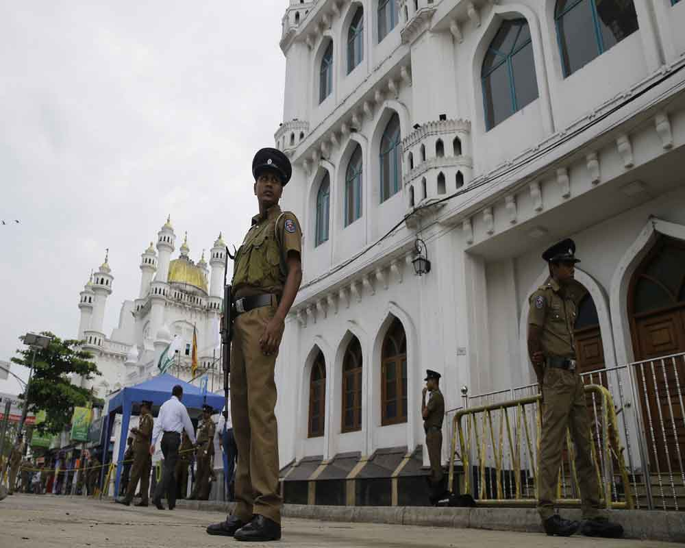 Sri Lanka Attack Mastermind Used Chatrooms To Sway Suicide