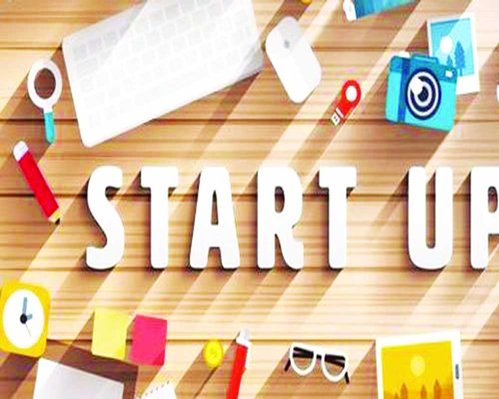 Start up and be counted