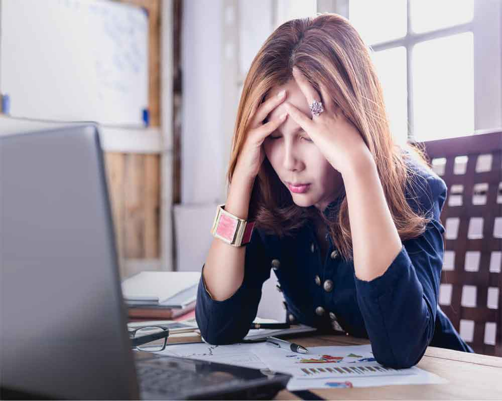 Stress, anxiety may not be as harmful as you think