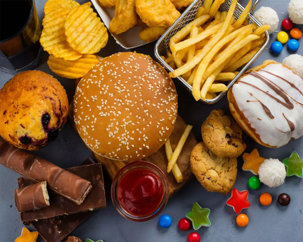 Stressed during exams? Junk food may be to blame: Study