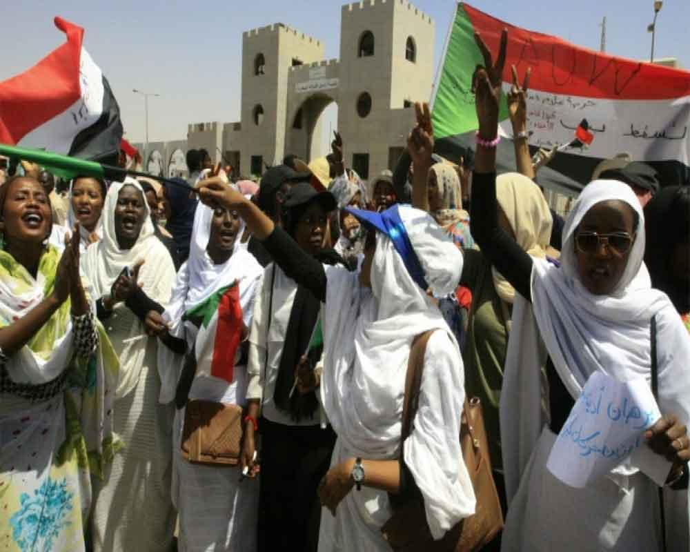 Sudan military ruler appoints new intelligence chief: Spokesman