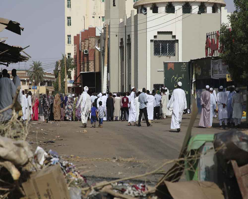 Sudan protesters to end strike, resume talks with generals: mediator