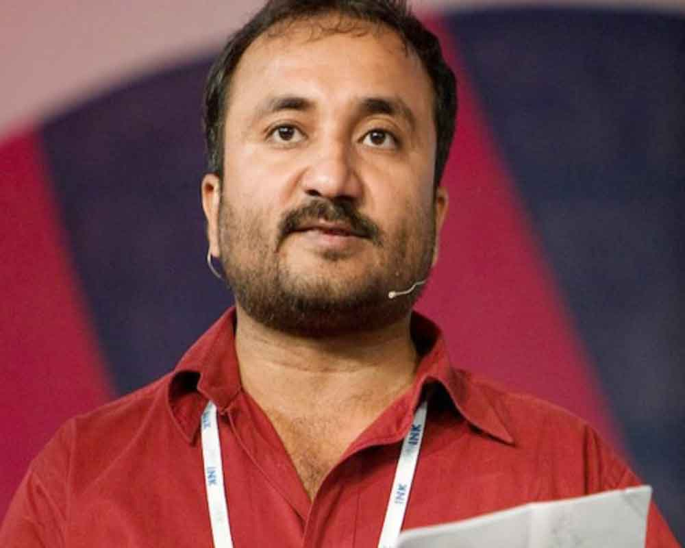 Super 30 founder Anand Kumar felicitated in US
