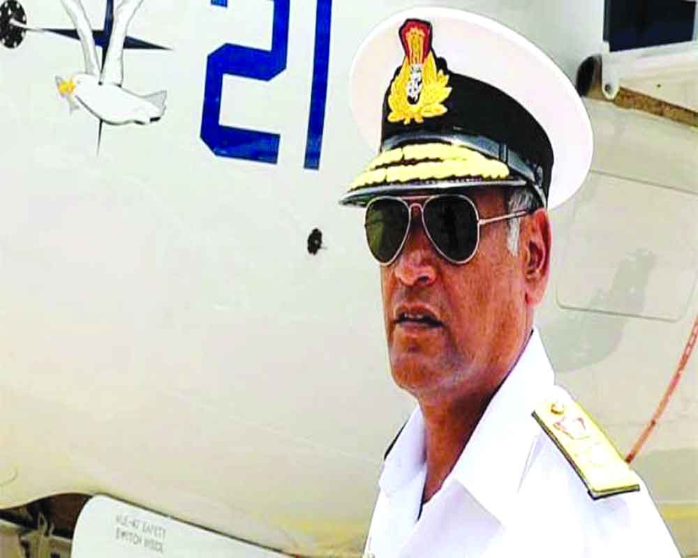 Superseded as Navy chief, Vice Admiral Verma moves AFT