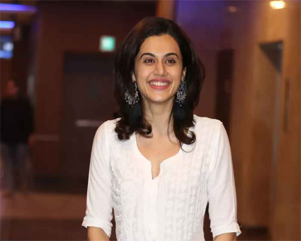 Taapsee combats mysterious identity in 'Game Over'