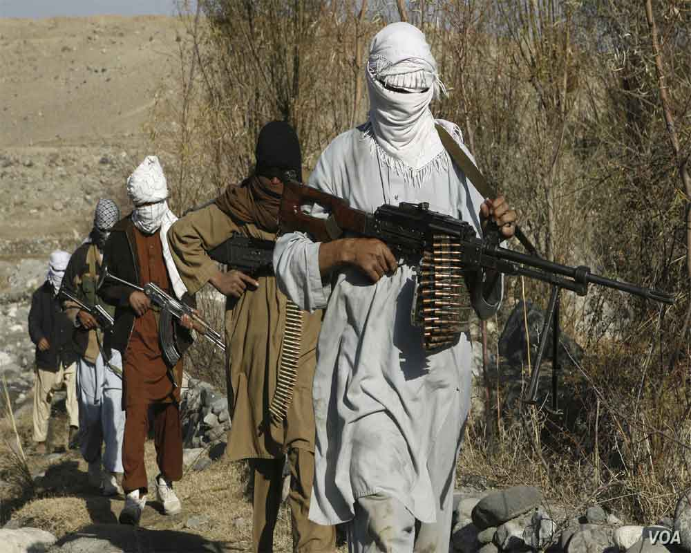 Taliban releases two Western hostages in Afghanistan: police, insurgent sources