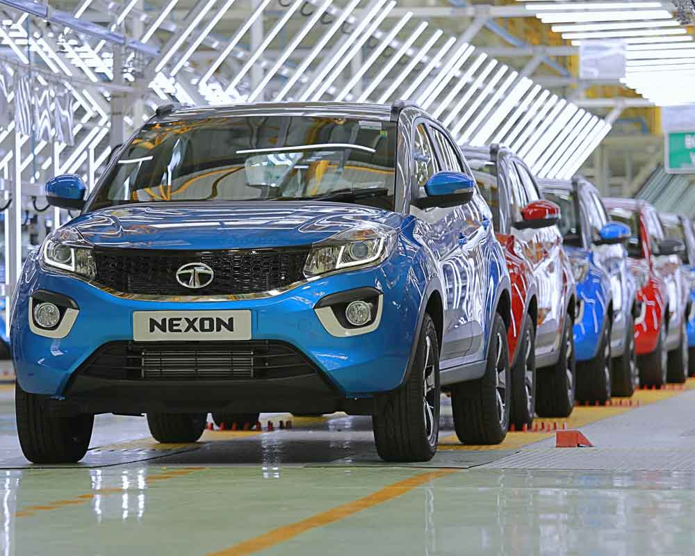 Tata Motors Group global wholesales down 12% in January