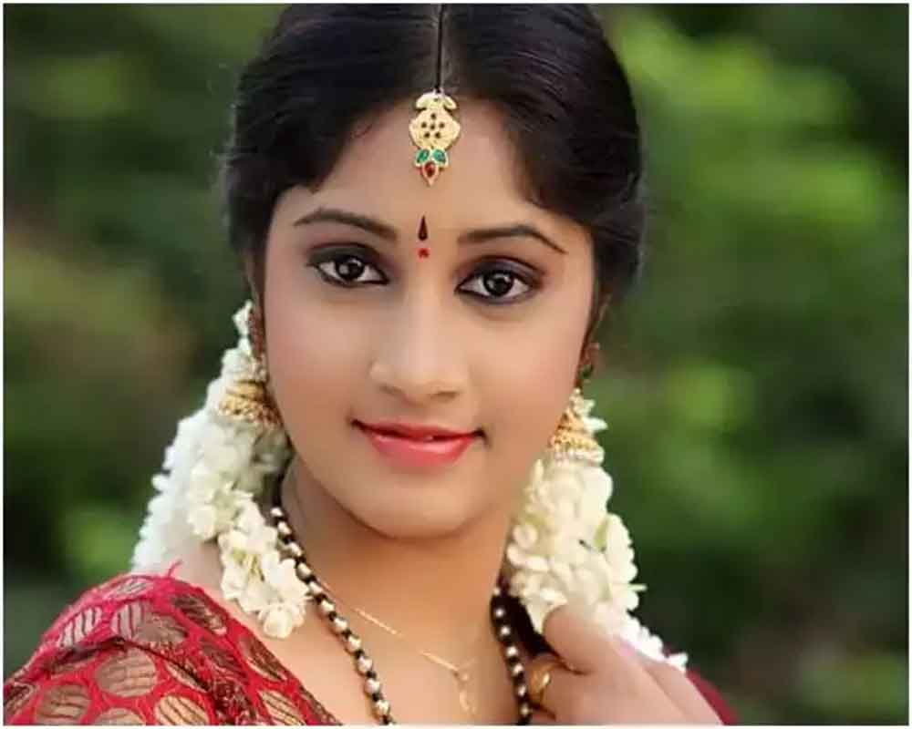 Telugu Tv Actress Commits Suicide In Hyderabad
