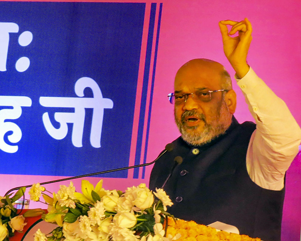 Terrorism will not be tolerated: Amit Shah