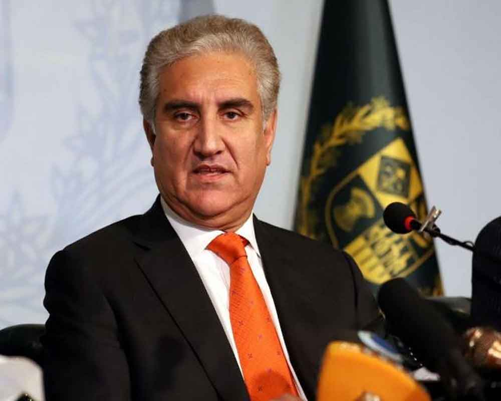 Third party mediation only way out in Kashmir: Qureshi
