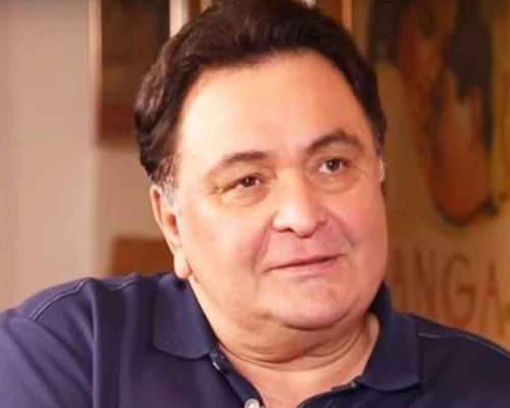 Time for government to recognise contribution of artistes: Rishi Kapoor