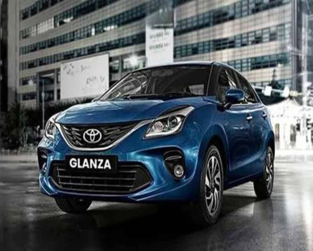 Toyota Launches Glanza In India Price Starts At Rs 7 22 Lakh
