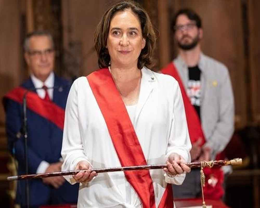 TredBarcelona's acting mayor re-elected after beating separatist
