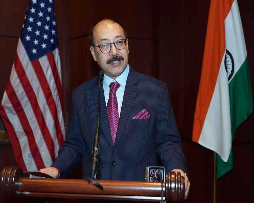 Trump has made it clear mediation offer on Kashmir not on table anymore: Shringla