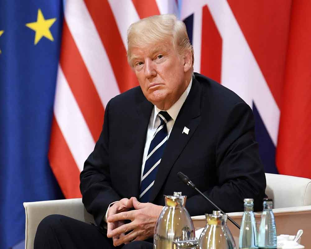 Trump to boast to UN about US success, but troubles mounting