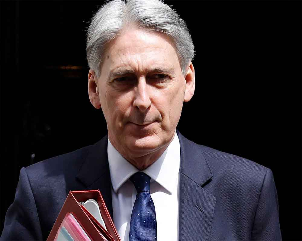 UK finance minister to quit if Johnson becomes PM