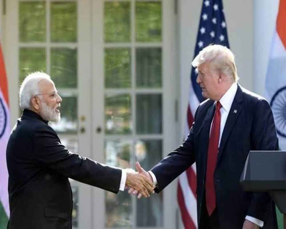 Unprecedented gesture by Trump shows he considers Modi his friend and ally
