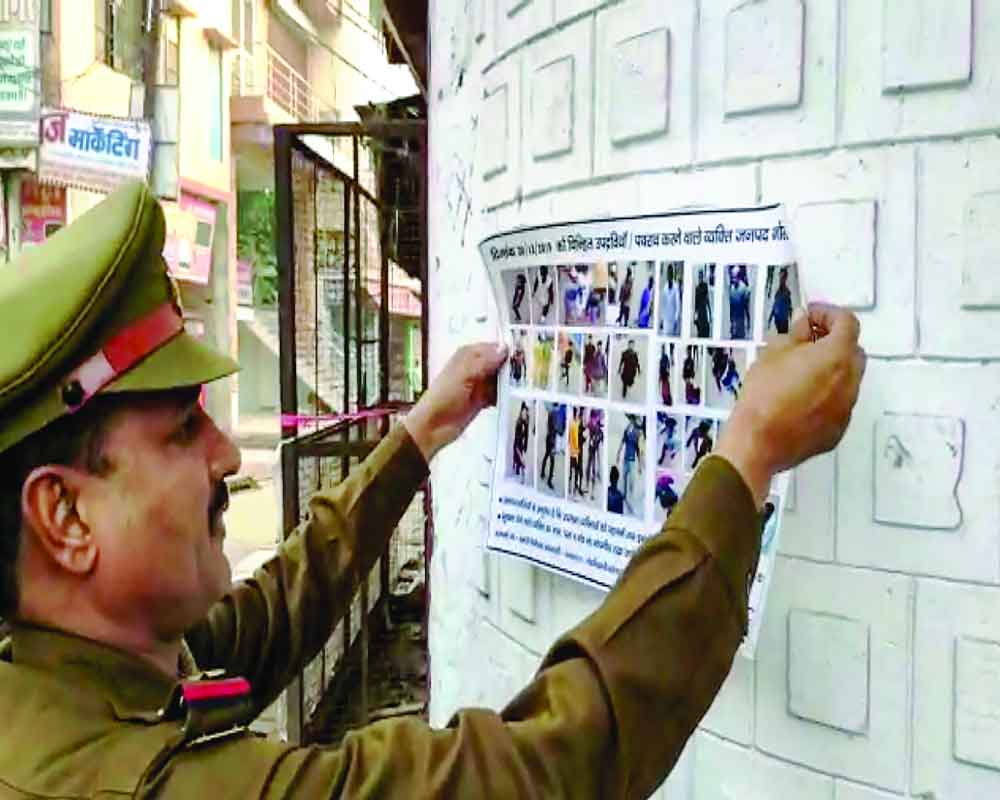 UP rioters get recovery notices