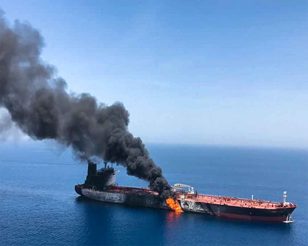 US, allies planning naval escort for Gulf tankers: Pentagon