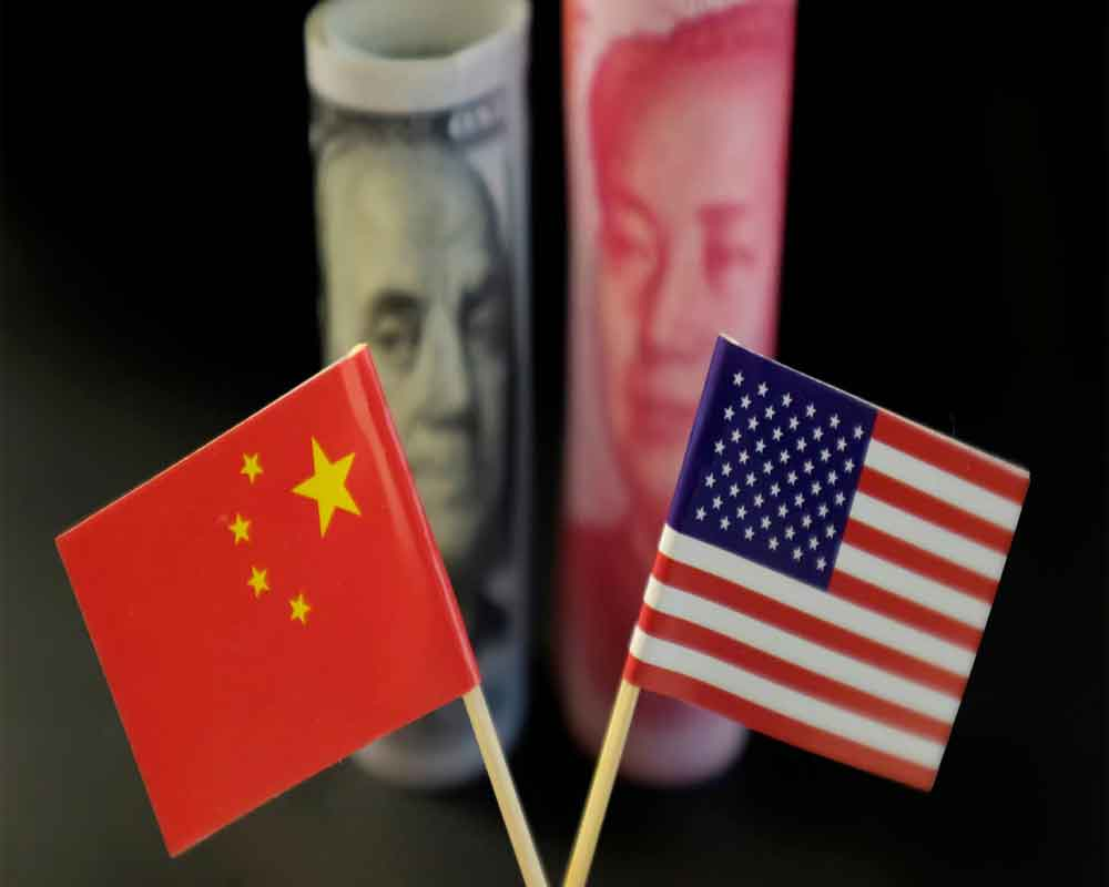 US labels China a 'currency manipulator'