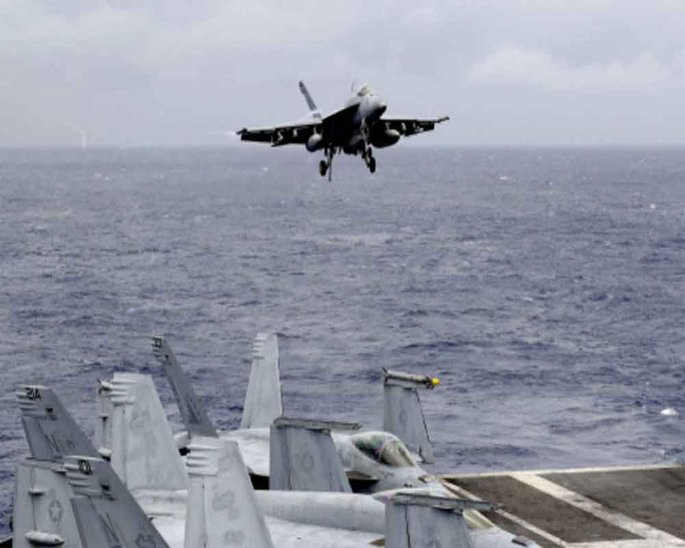 US power waning in Pacific, warns top Australian think tank