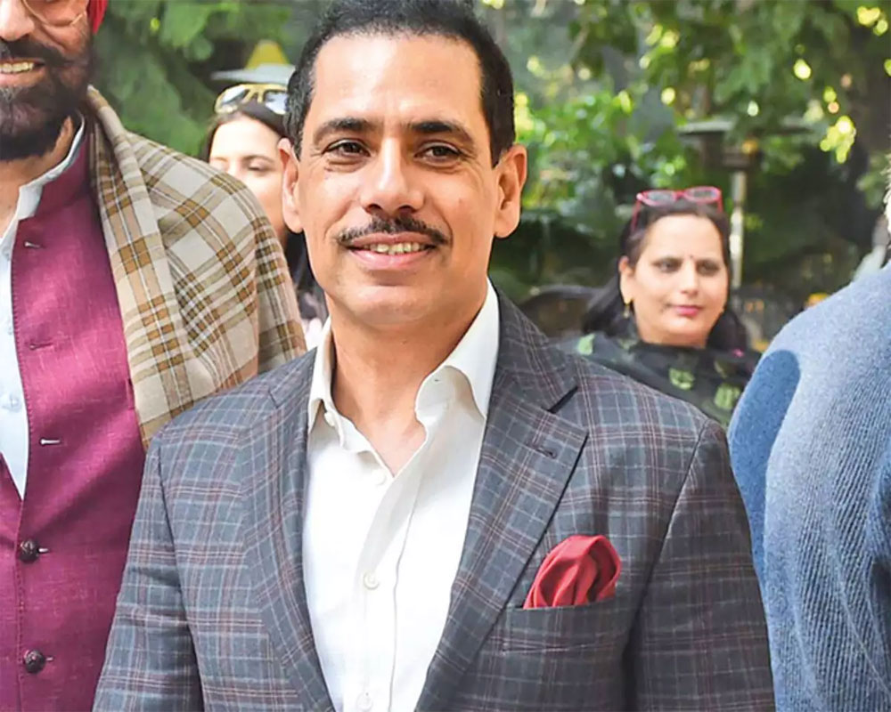 Vadra gets bail in money laundering case