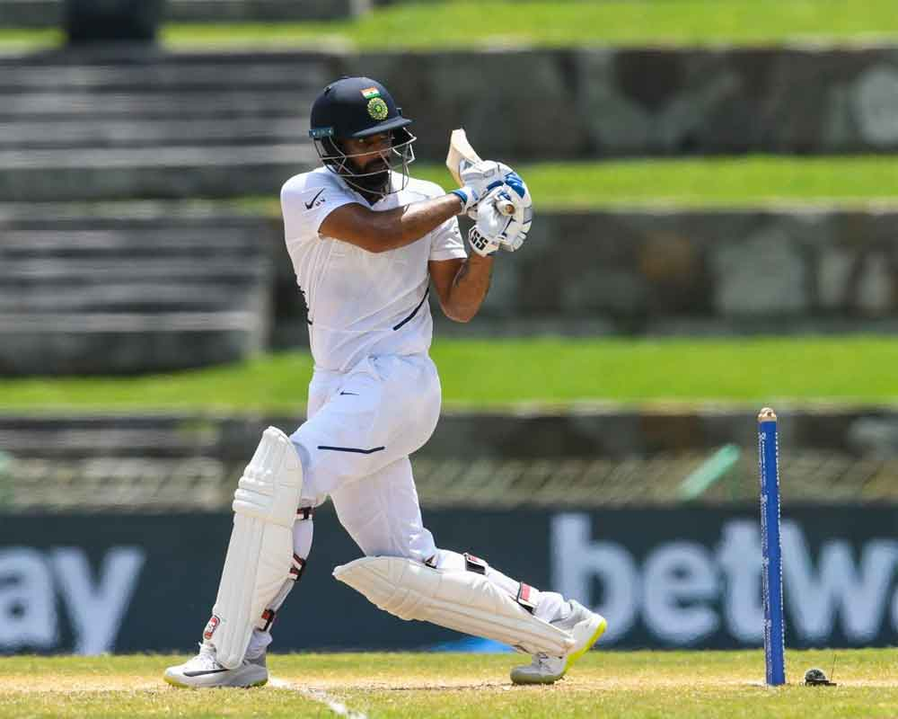 Vihari dedicates maiden ton to late father, thanks Ishant for helping him keep his word