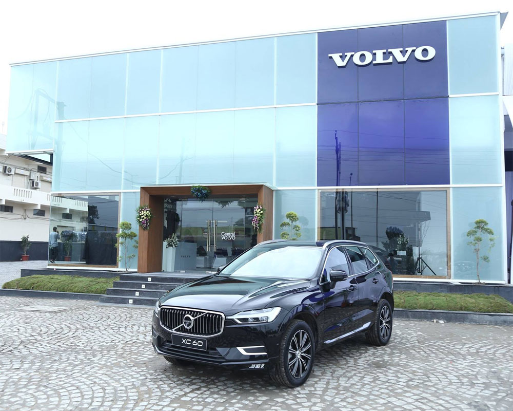 Volvo Car India Sales Up 30 Pc At 2 638 Units In 2018