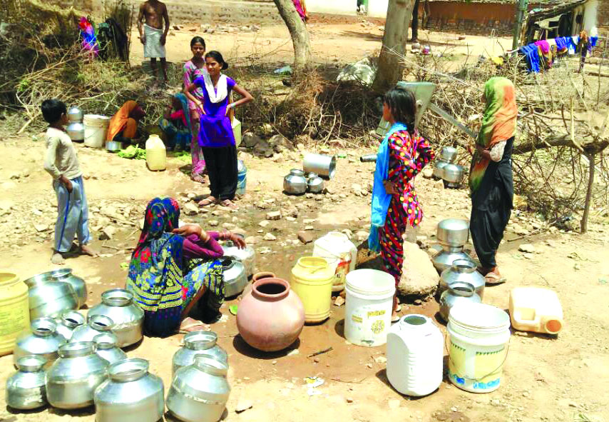 Voters thirst for caste in parched Bundelkhand