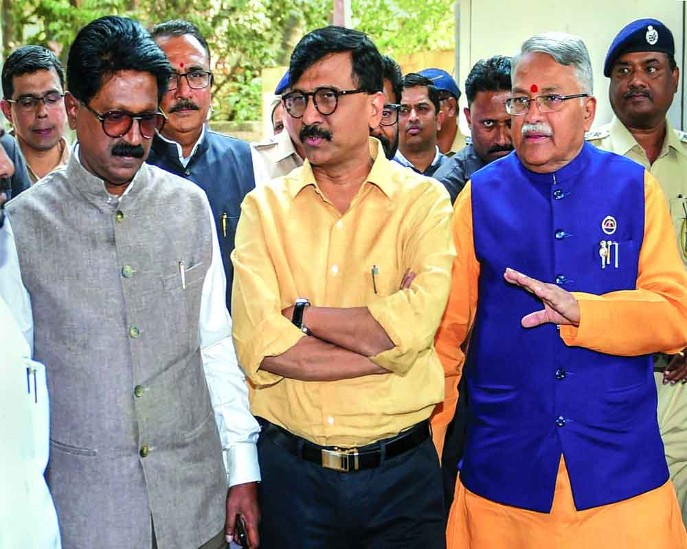 We're big brother in Maha: Sena