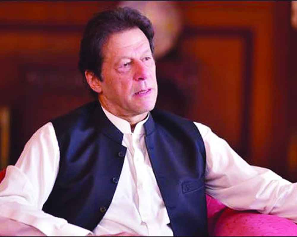 Image result for Imran Khan honored with Muslim Man of the Year award by this country