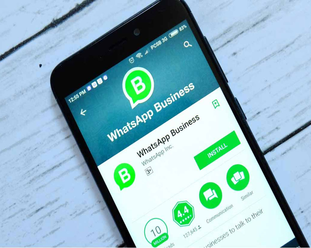 Image result for whatsapp business ios