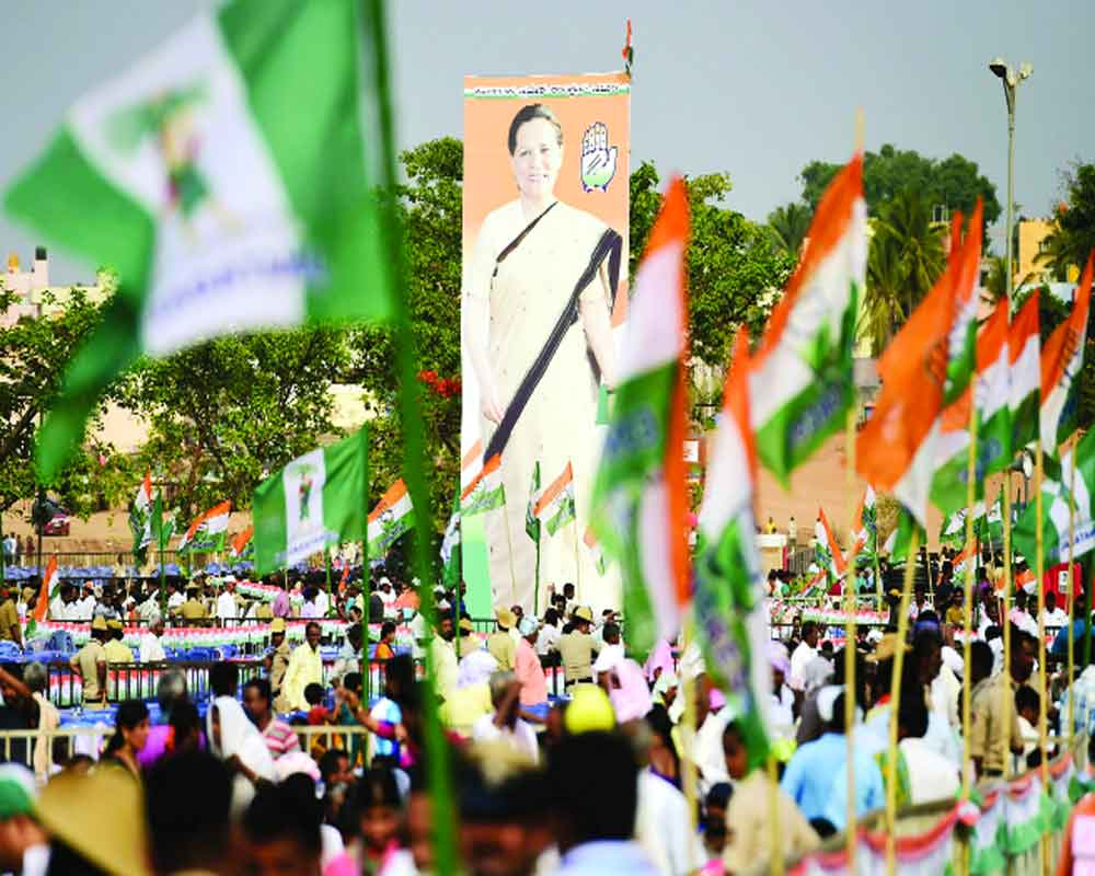 Why Cong owes an answer