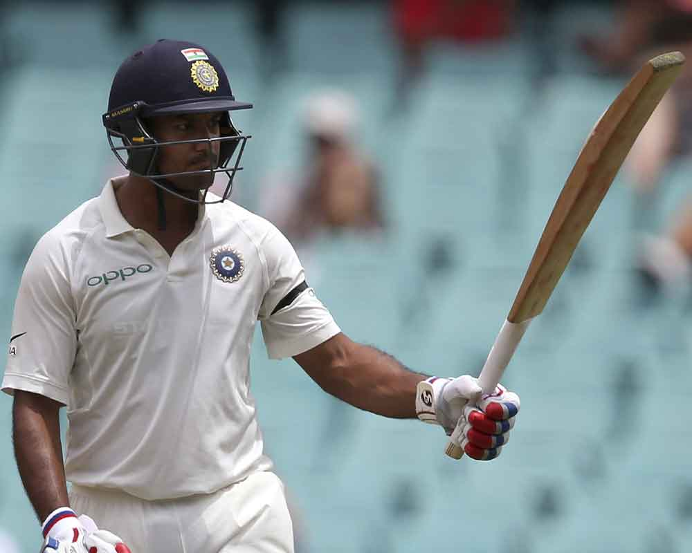 Will be happy if I could do even half of what Sehwag achieved, says Mayank Agarwal
