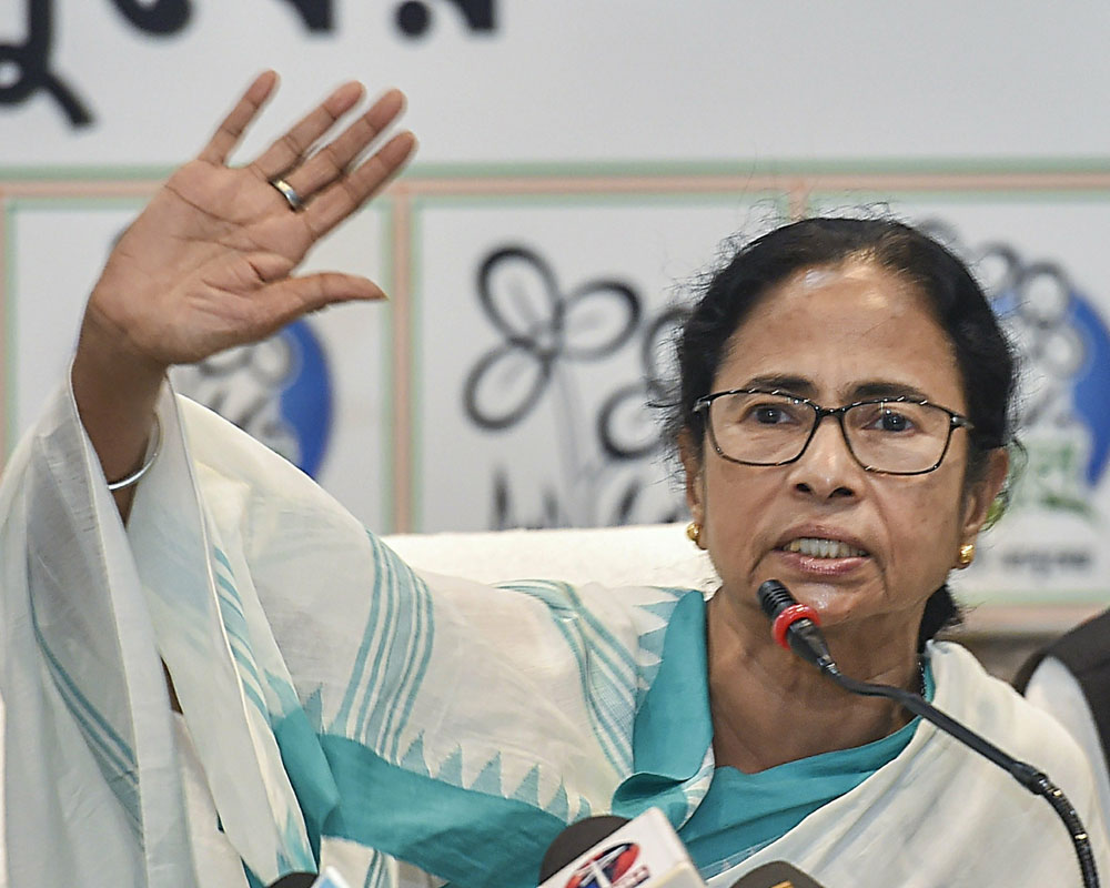 Will request BJP's sister organisations to not support Modi, Shah: Mamata