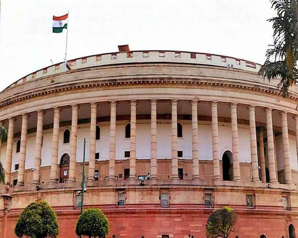 Winter Session of Parliament from November 18 to December 13: Sources