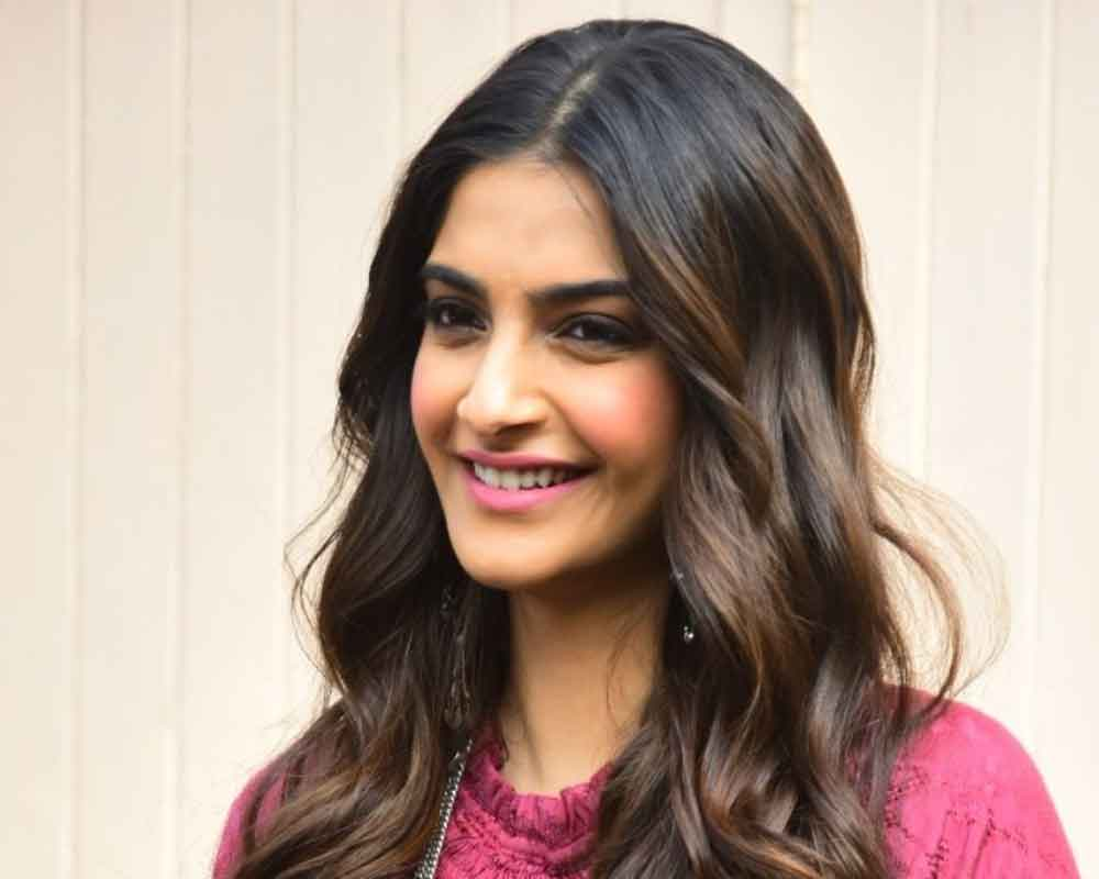 Women need to have more representation in films: Sonam Kapoor