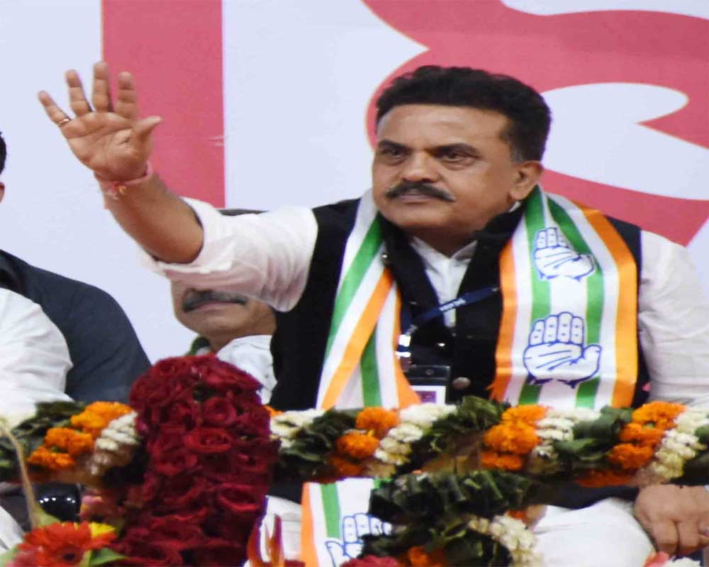 Won't take part in Cong poll campaign, says sulking Nirupam